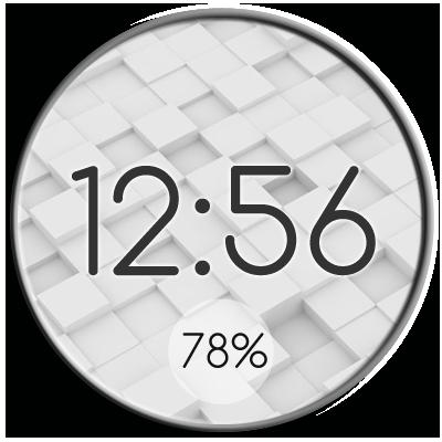 Theme Pack #7 – major update – Bubble Cloud Widgets + Wear