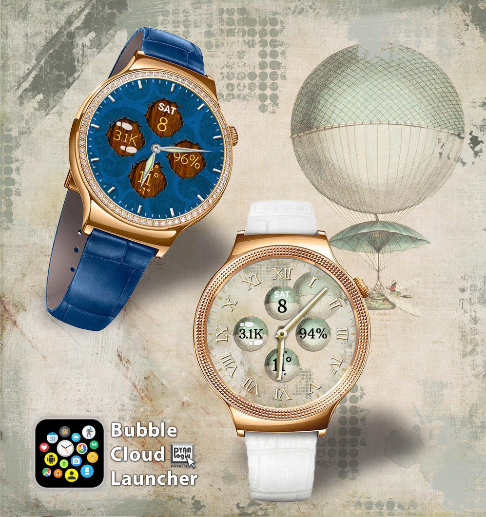 Huawei Watch variants: