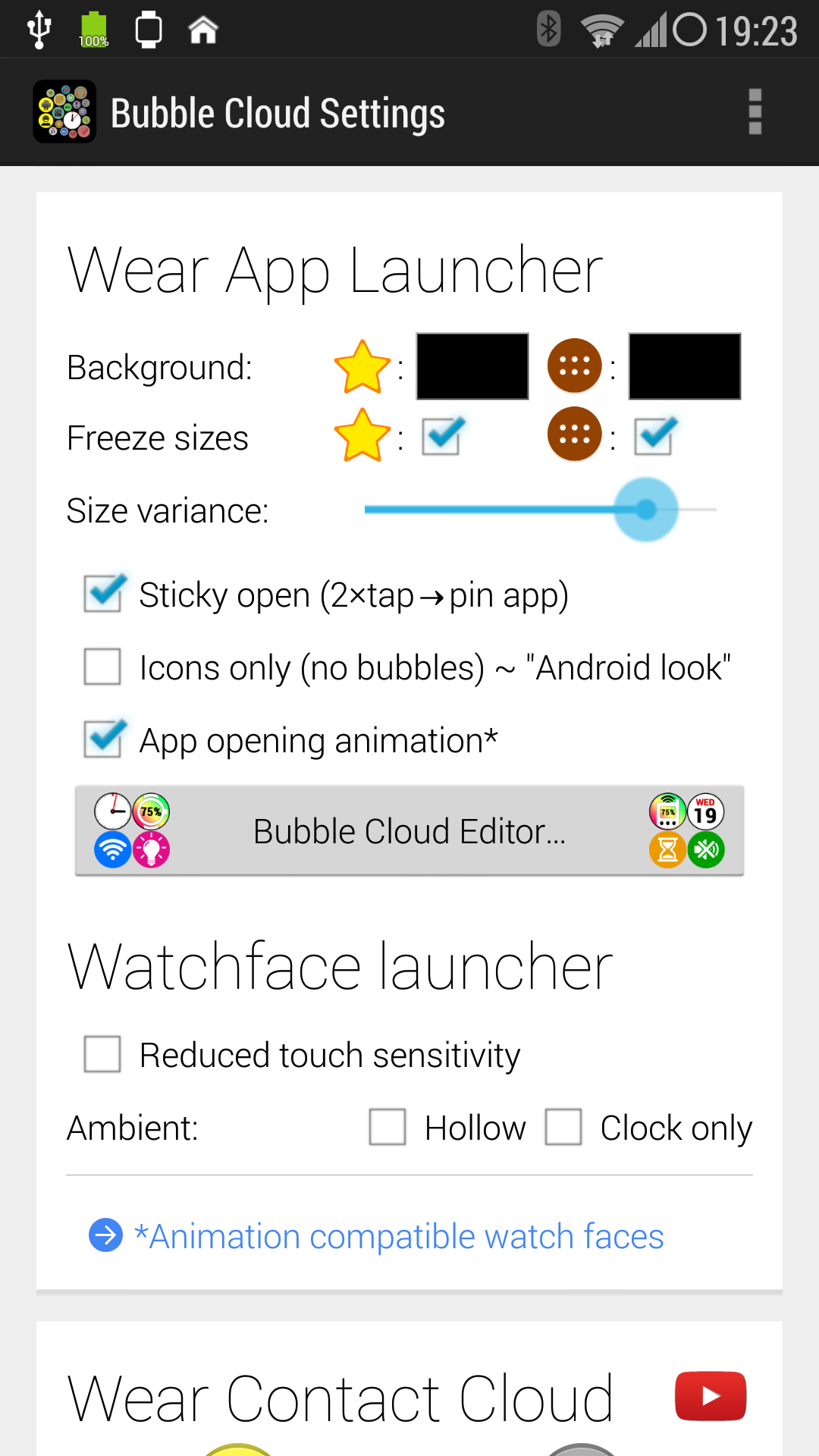 What's new in v2 50beta? it's a BIG update – Bubble Cloud
